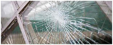 Woodford Smashed Glass